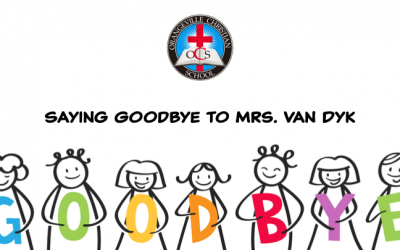 Saying Goodbye to Mrs. Van Dyk