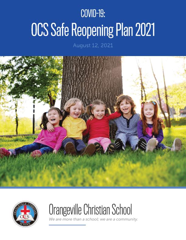 OCS Safe Reopening Plan 2021
